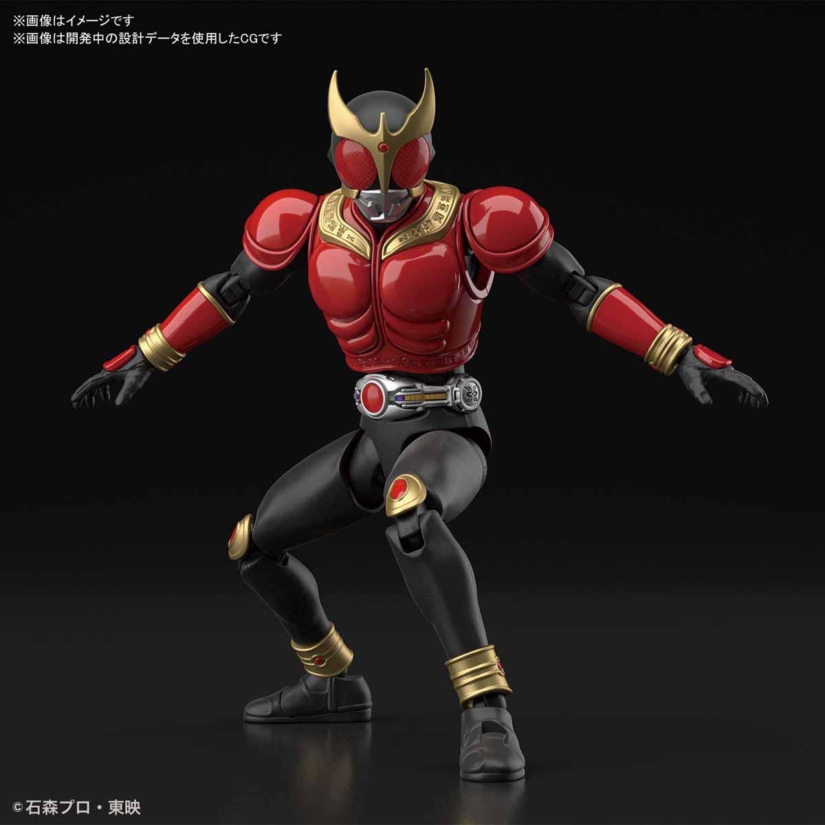 Figure-rise Standard『仮面ライダークウガ マイティフォーム』プラモデル-002