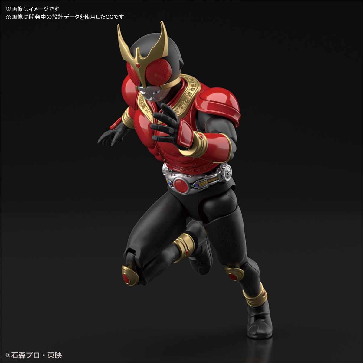 Figure-rise Standard『仮面ライダークウガ マイティフォーム』プラモデル-003