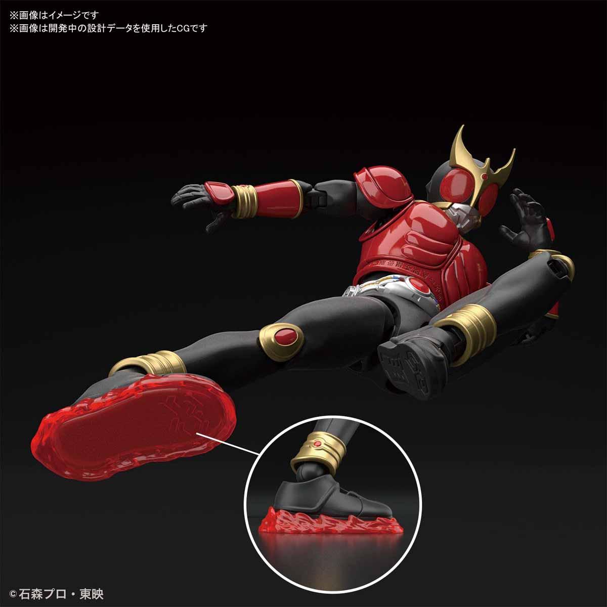 Figure-rise Standard『仮面ライダークウガ マイティフォーム』プラモデル-005