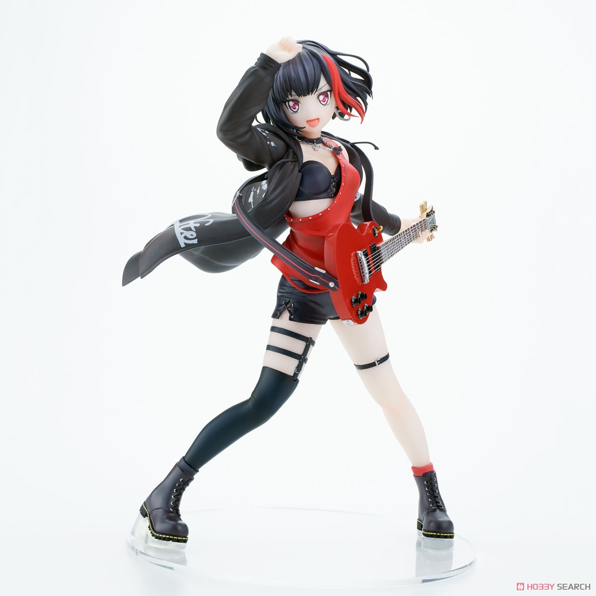 VOCAL COLLECTION『美竹蘭 from Afterglow』バンドリ! 1/7 完成品フィギュア-001