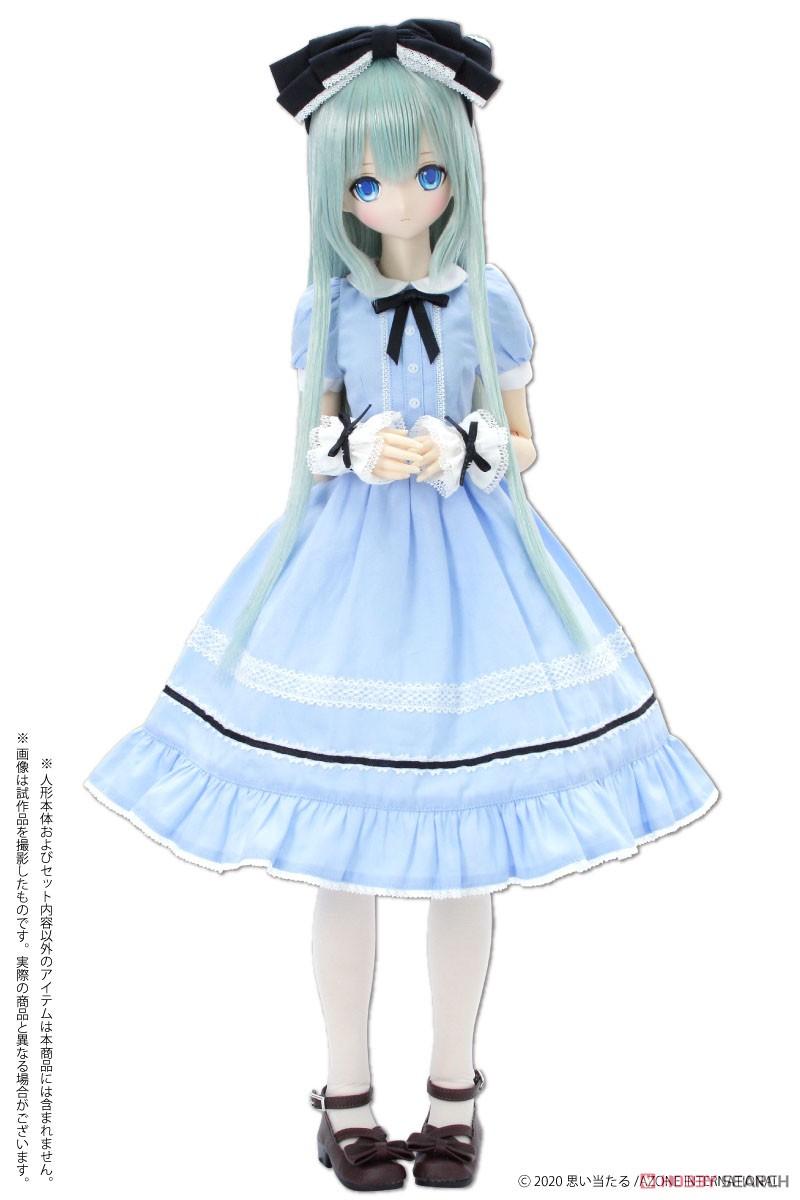 50cmコレクション『夢見る少女のアリス ドレスセット(アリスブルー)』1/3 ドール服-003