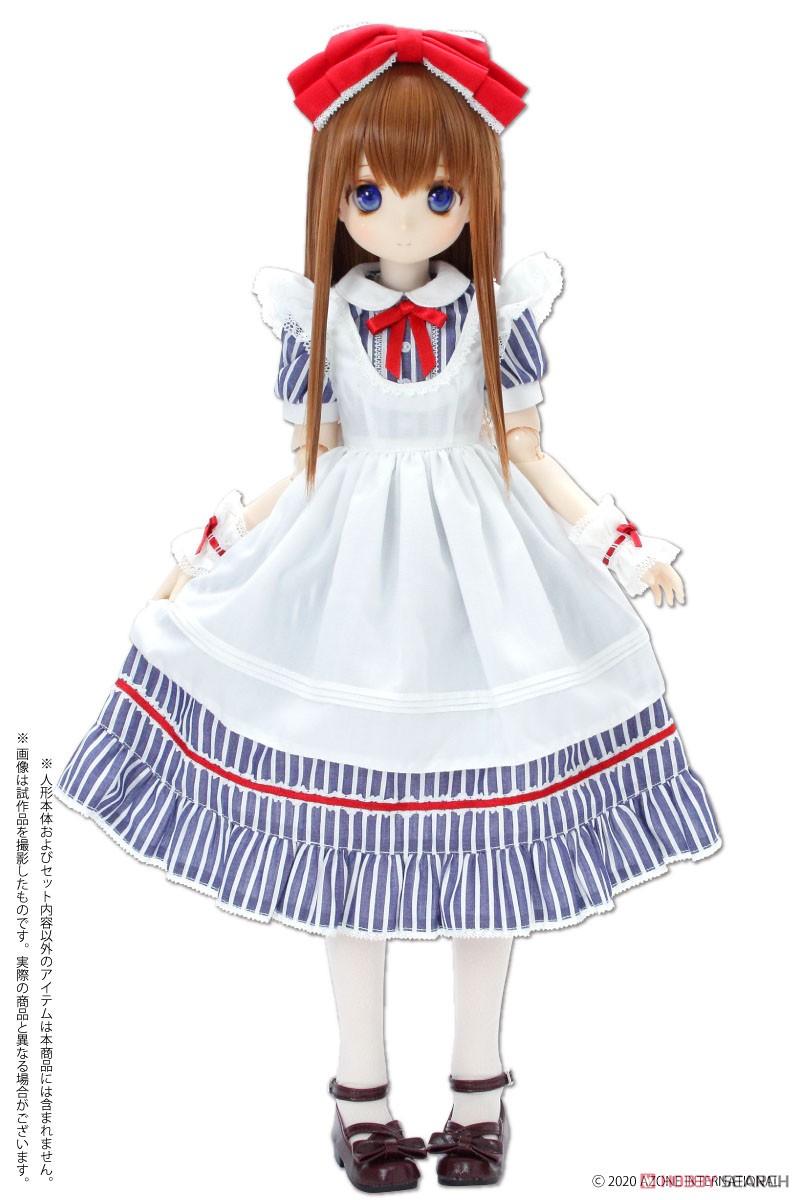 50cmコレクション『夢見る少女のアリス ドレスセット(アリスブルー)』1/3 ドール服-005