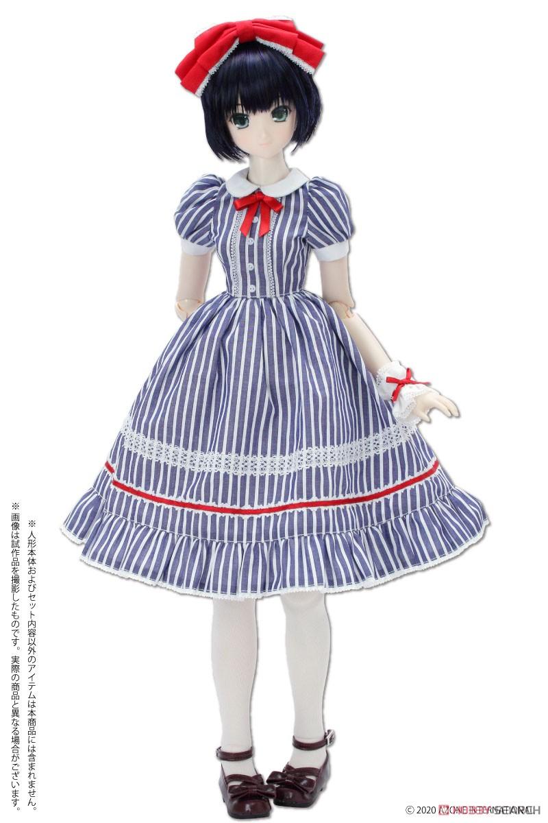 50cmコレクション『夢見る少女のアリス ドレスセット(アリスブルー)』1/3 ドール服-006