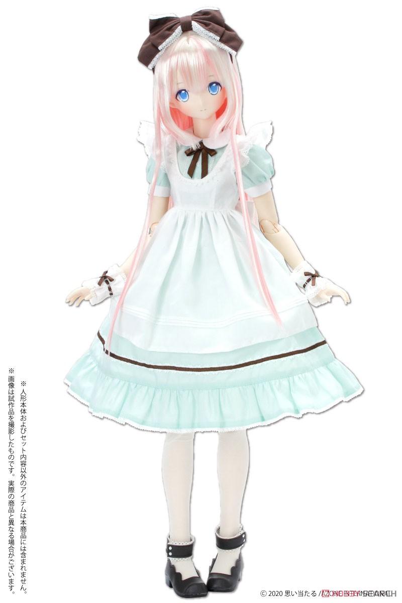 50cmコレクション『夢見る少女のアリス ドレスセット(アリスブルー)』1/3 ドール服-008