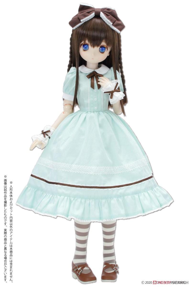 50cmコレクション『夢見る少女のアリス ドレスセット(アリスブルー)』1/3 ドール服-009