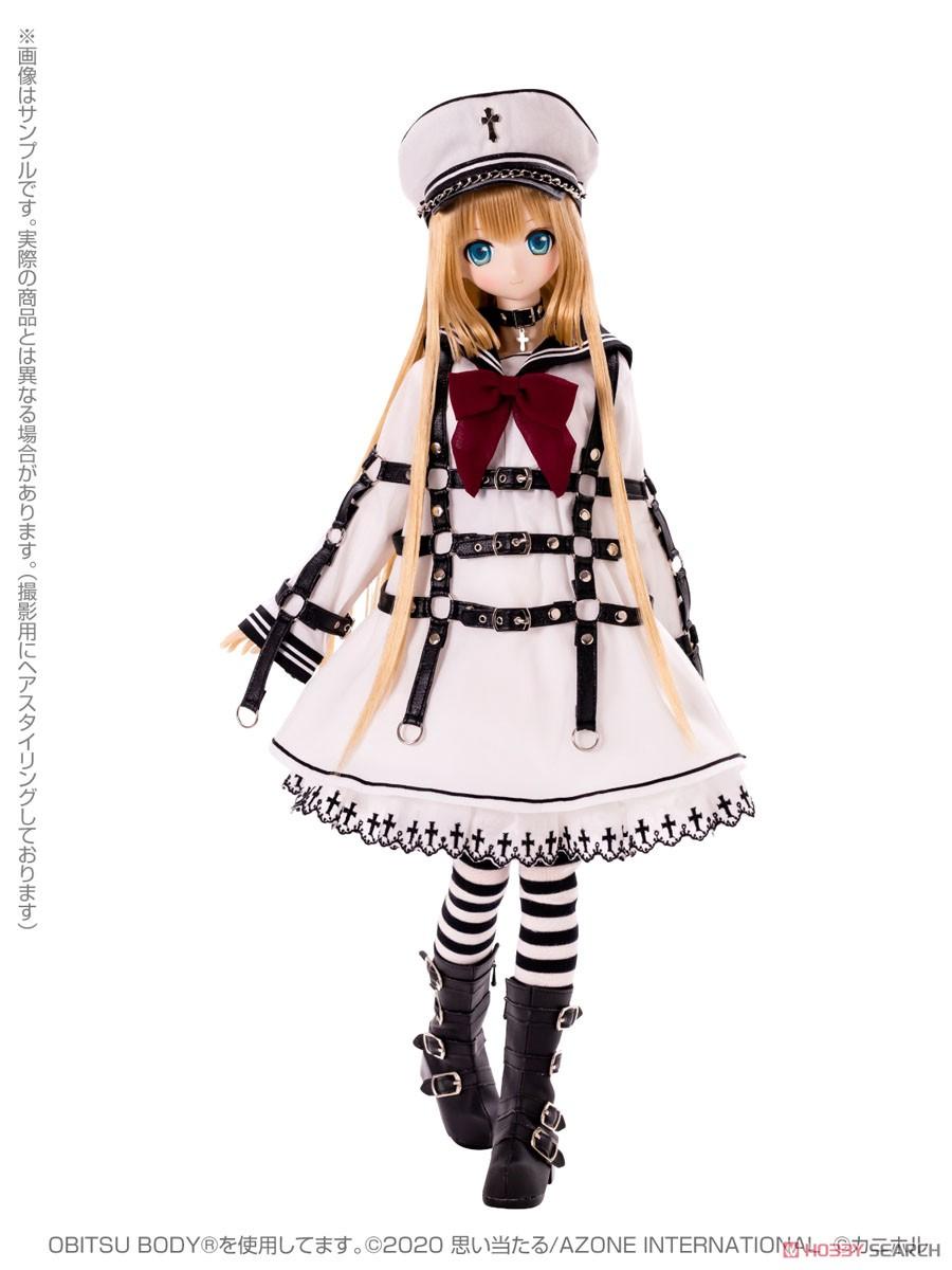 Black Raven『Luluna(ルルナ)/ †拘束聖少女†~コウソクセイントガール~』1/3 完成品ドール-001