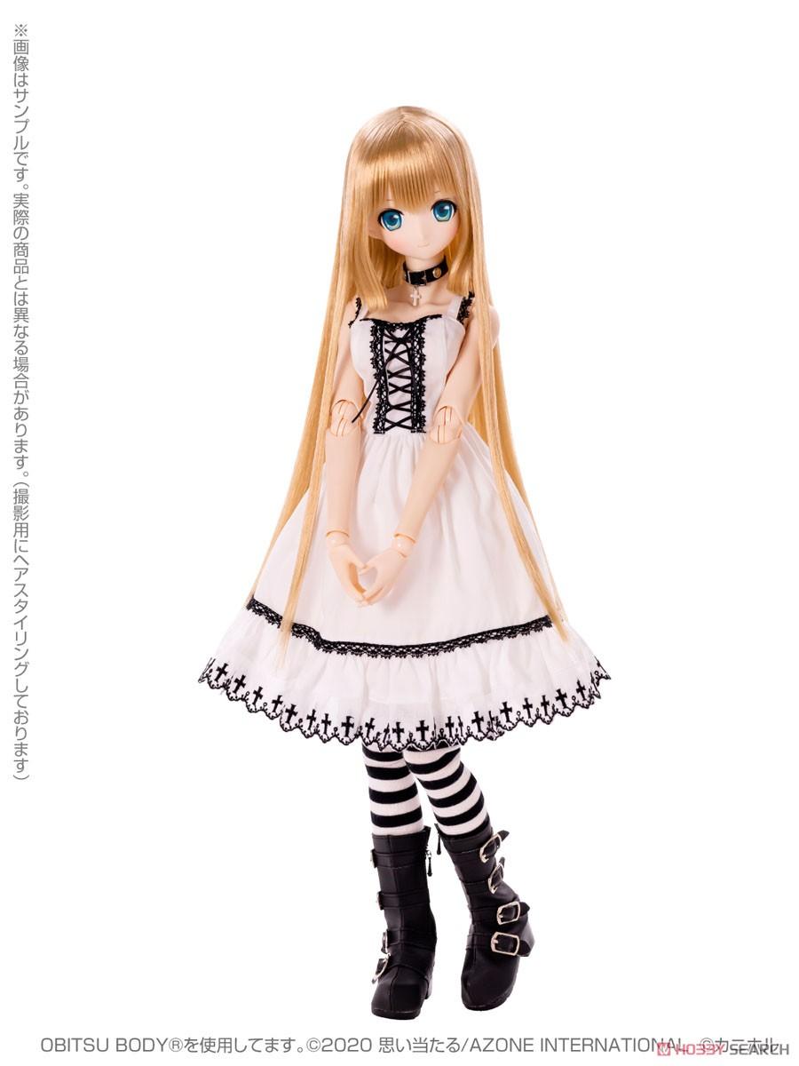 Black Raven『Luluna(ルルナ)/ †拘束聖少女†~コウソクセイントガール~』1/3 完成品ドール-008