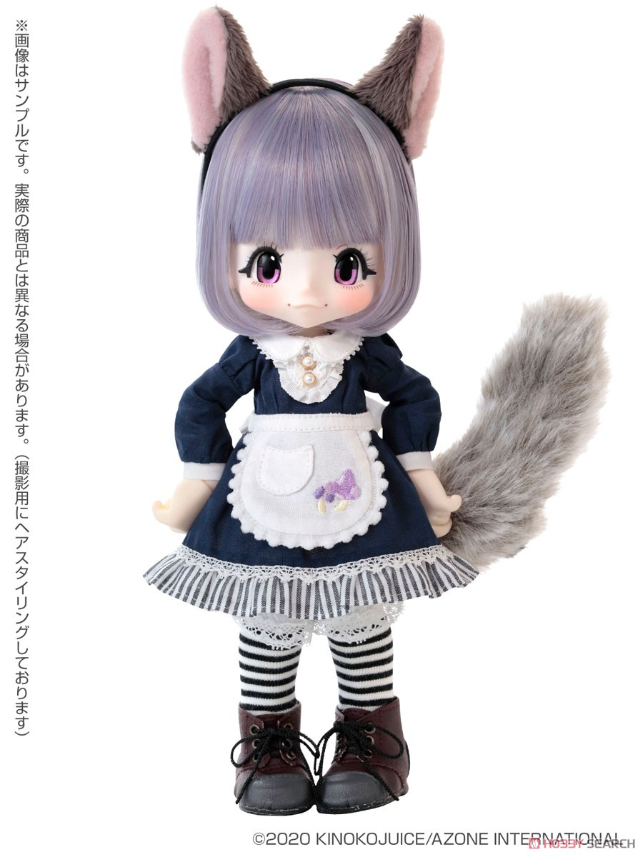 KIKIPOP!オオカミちゃんとズキンちゃん『オオカミちゃん』キキポップ!完成品ドール-001