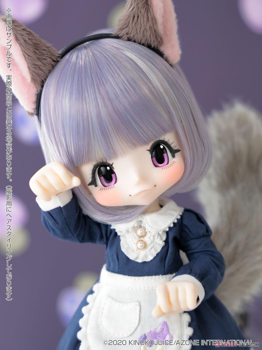 KIKIPOP!オオカミちゃんとズキンちゃん『オオカミちゃん』キキポップ!完成品ドール-006