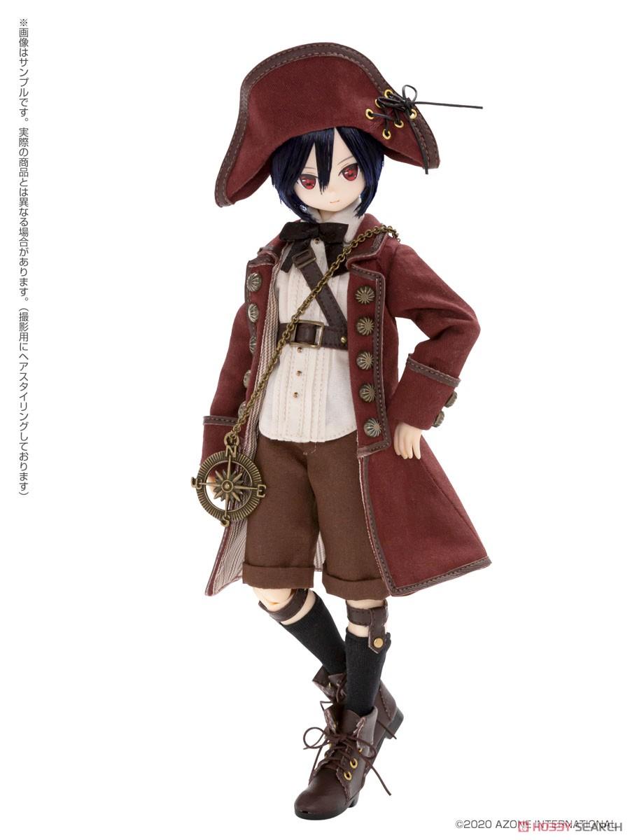 Alvastaria(アルヴァスタリア)『ルキノ ~海賊少年の夢~』完成品ドール-001