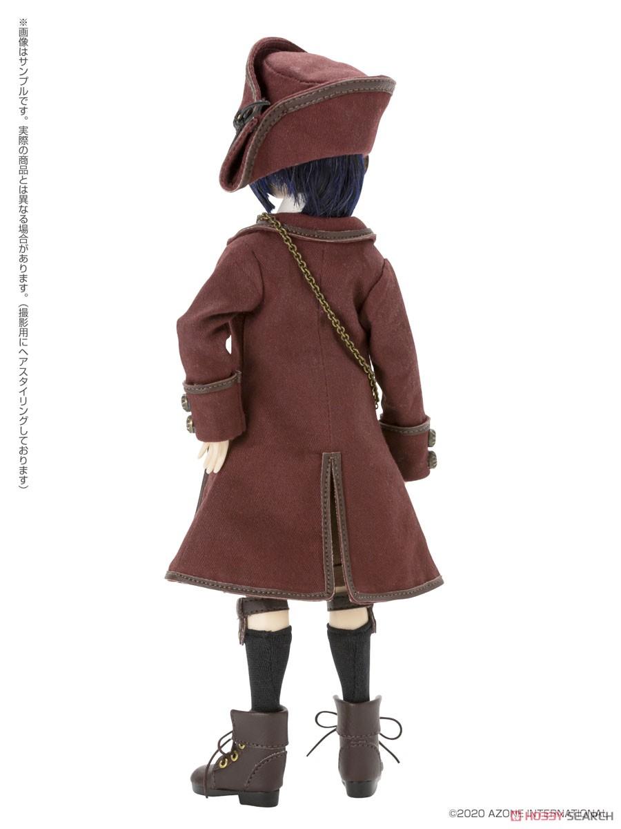 Alvastaria(アルヴァスタリア)『ルキノ ~海賊少年の夢~』完成品ドール-003