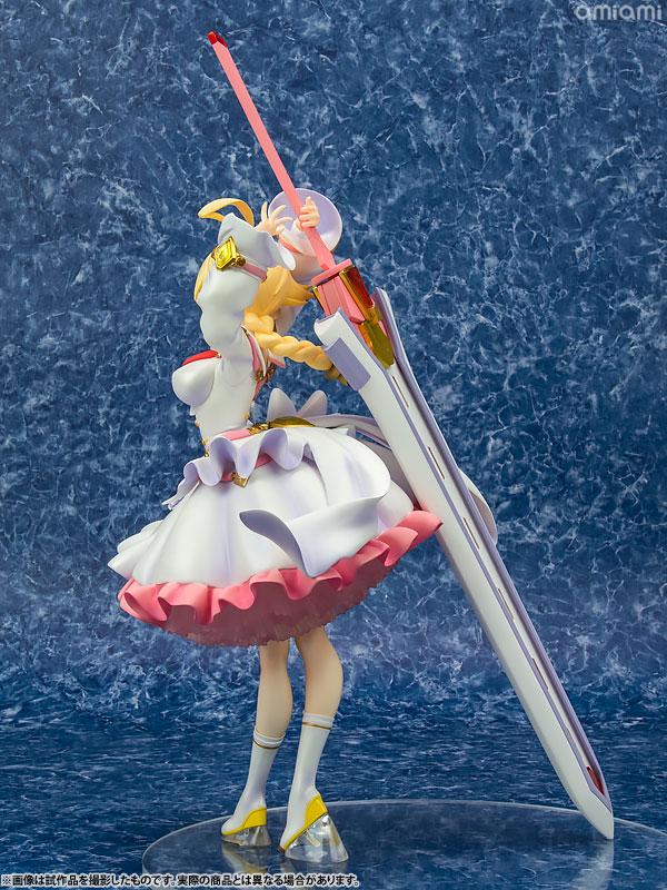 【限定販売】BLAZBLUE『Es(エス)21color Ver.』ブレイブルー 1/7 完成品フィギュア-004