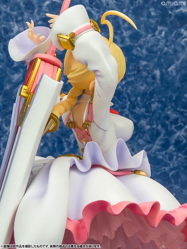 【限定販売】BLAZBLUE『Es(エス)21color Ver.』ブレイブルー 1/7 完成品フィギュア-018