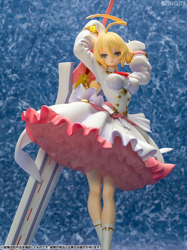 【限定販売】BLAZBLUE『Es(エス)21color Ver.』ブレイブルー 1/7 完成品フィギュア-026