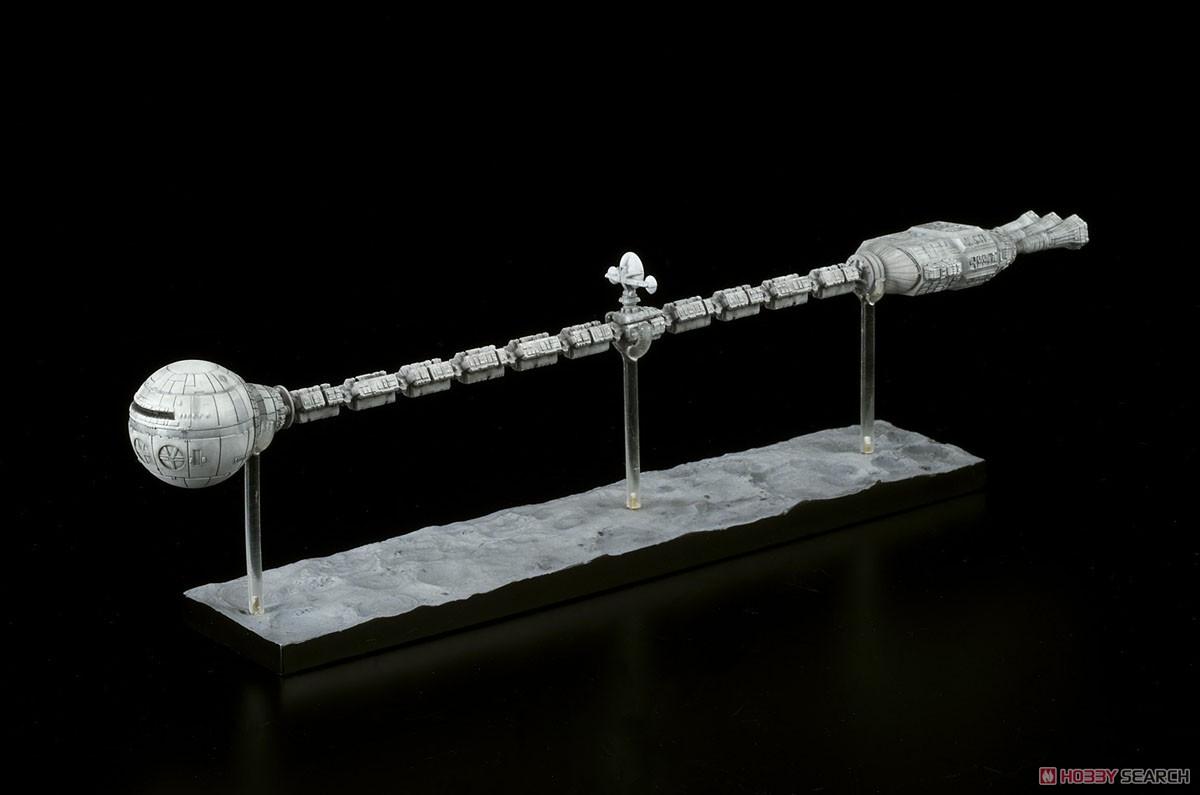 2001年宇宙の旅『ディスカバリー号』完成品フィギュア-001