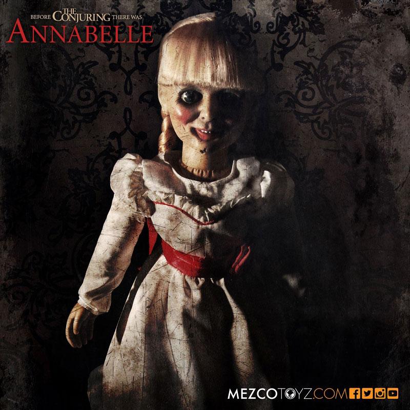 【再販】プロップ レプリカ『アナベル ドール』アナベル 死霊館の人形 完成品ドール-001