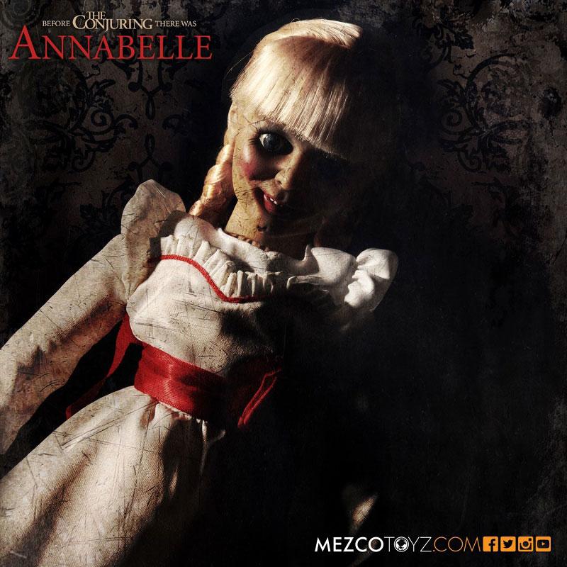 【再販】プロップ レプリカ『アナベル ドール』アナベル 死霊館の人形 完成品ドール-002