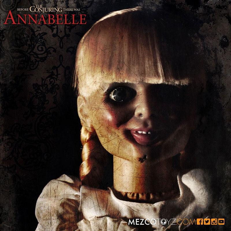 【再販】プロップ レプリカ『アナベル ドール』アナベル 死霊館の人形 完成品ドール-003