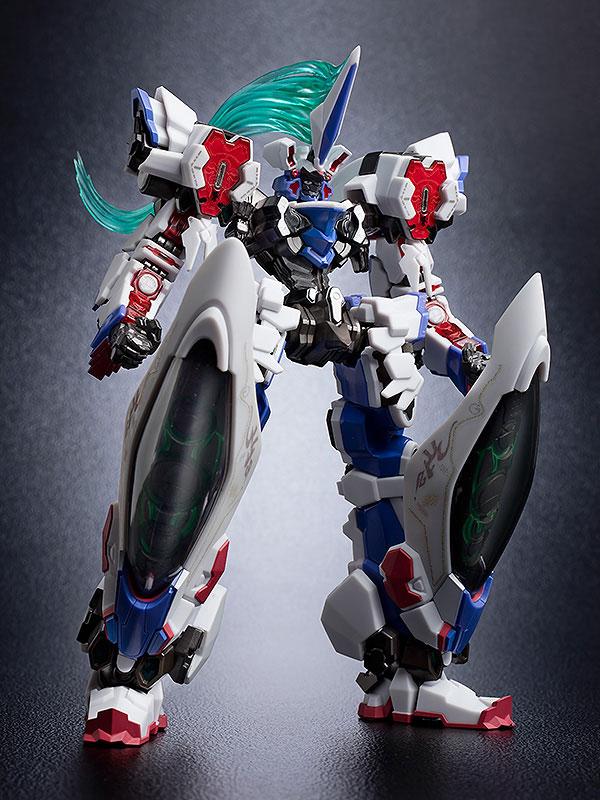 【再販】HAGANE WORKS『デモンベイン』斬魔大聖デモンベイン 可動フィギュア-001