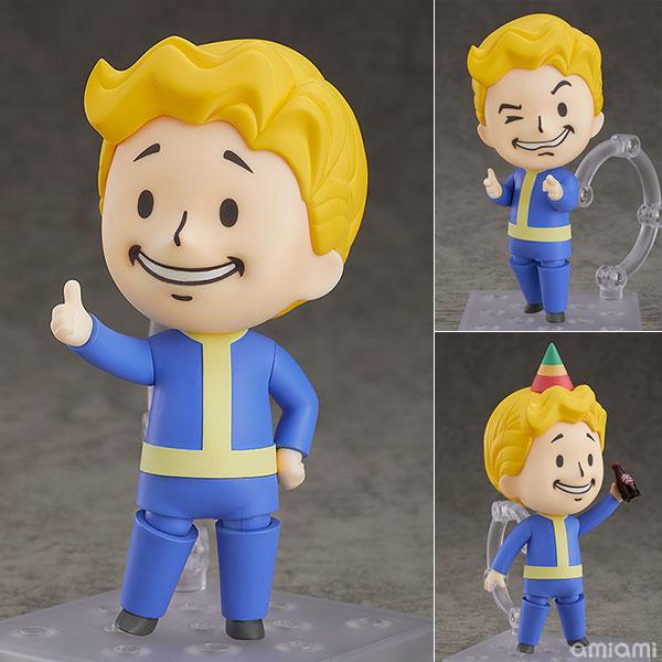 ねんどろいど『ボルトボーイ』Fallout 可動フィギュア