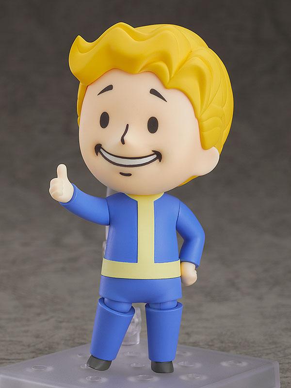 ねんどろいど『ボルトボーイ』Fallout 可動フィギュア-001