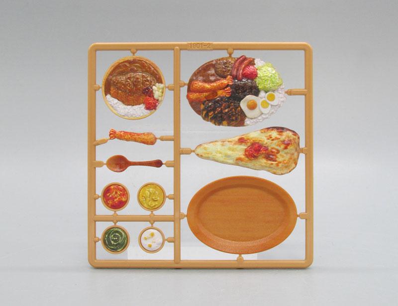 『フィギュアのごはん Vol.3』1/12 彩色済プラモデル-002