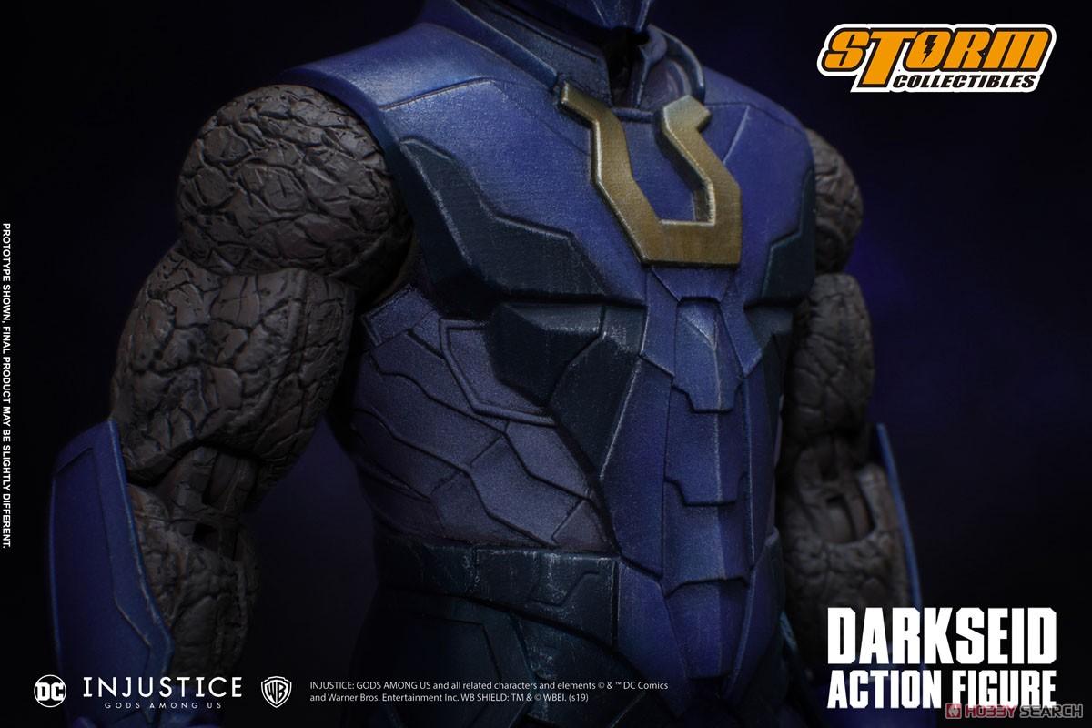 インジャスティス:神々の激突『ダークサイド』 アクションフィギュア-012