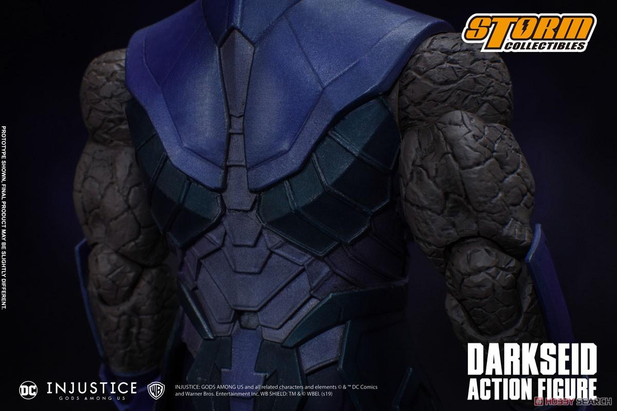 インジャスティス:神々の激突『ダークサイド』 アクションフィギュア-013