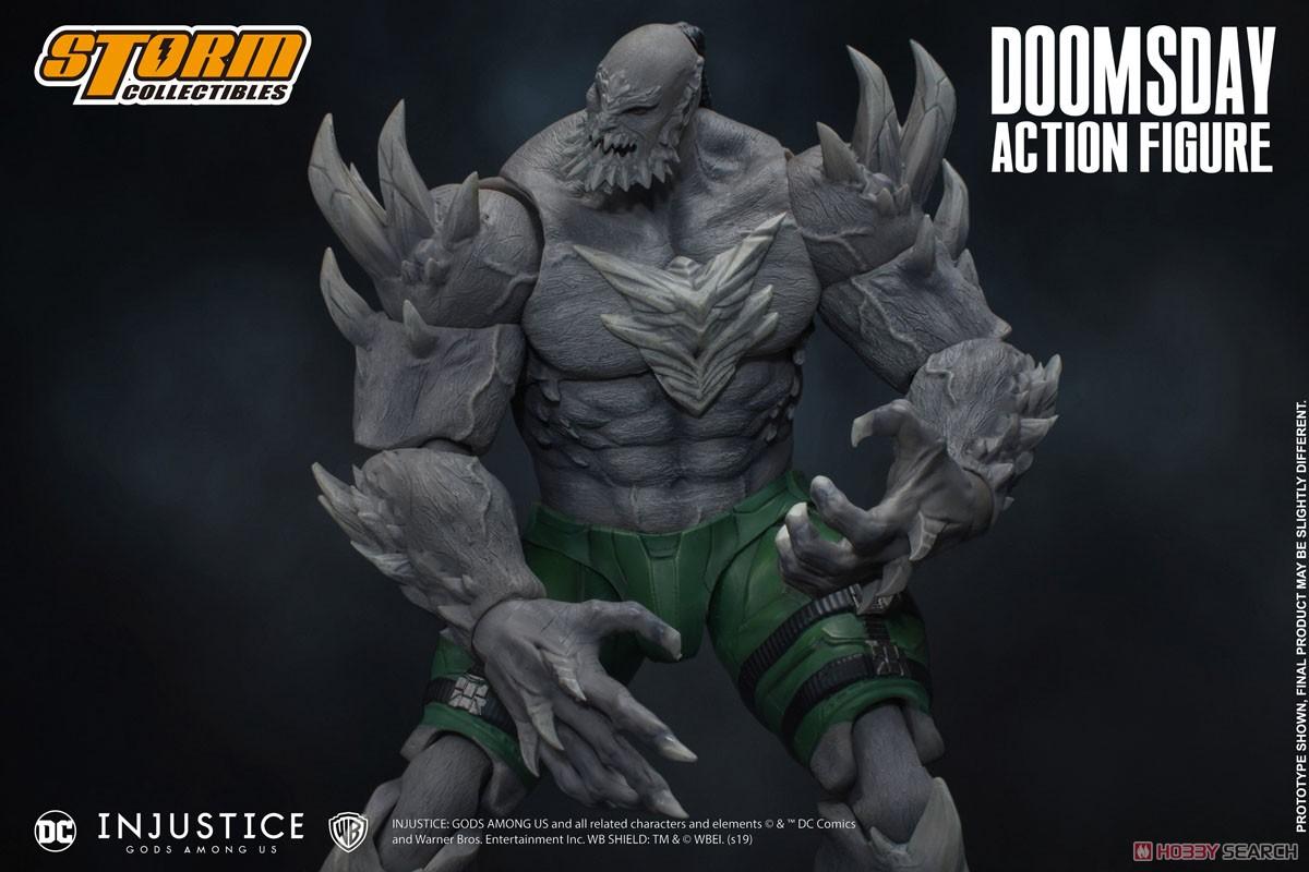 インジャスティス:神々の激突『ドゥームズデイ』 アクションフィギュア-005