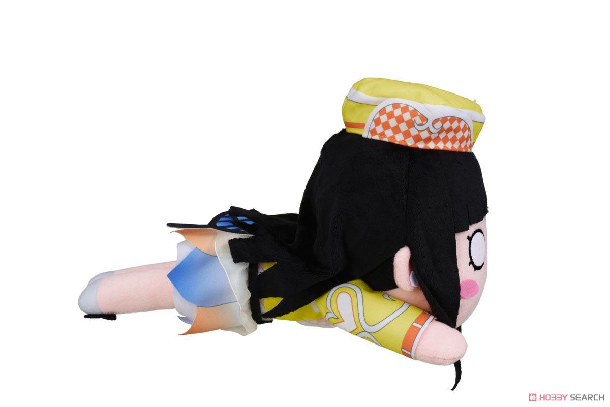ラブライブ!サンシャイン!!『黒澤ダイヤ 未体験HORIZON(M)』寝そべりぬいぐるみ-002