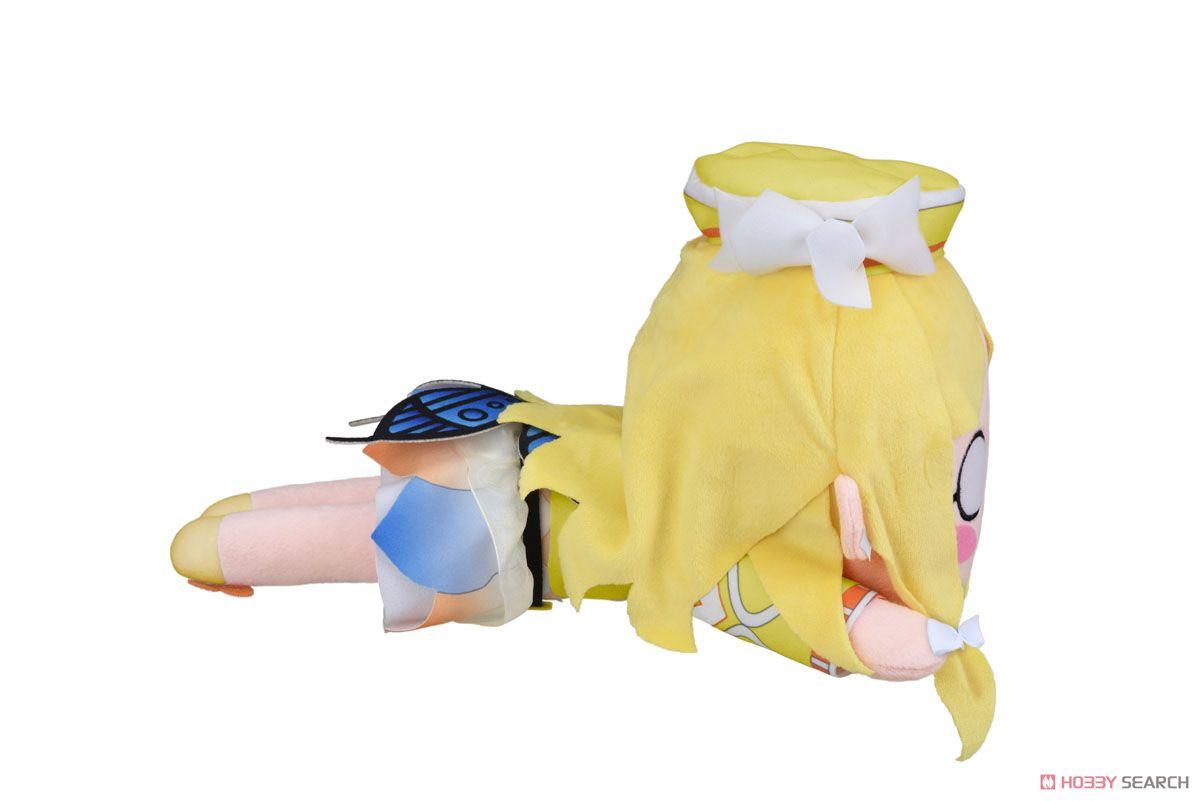 ラブライブ!サンシャイン!!『小原鞠莉 未体験HORIZON(M)』寝そべりぬいぐるみ-002