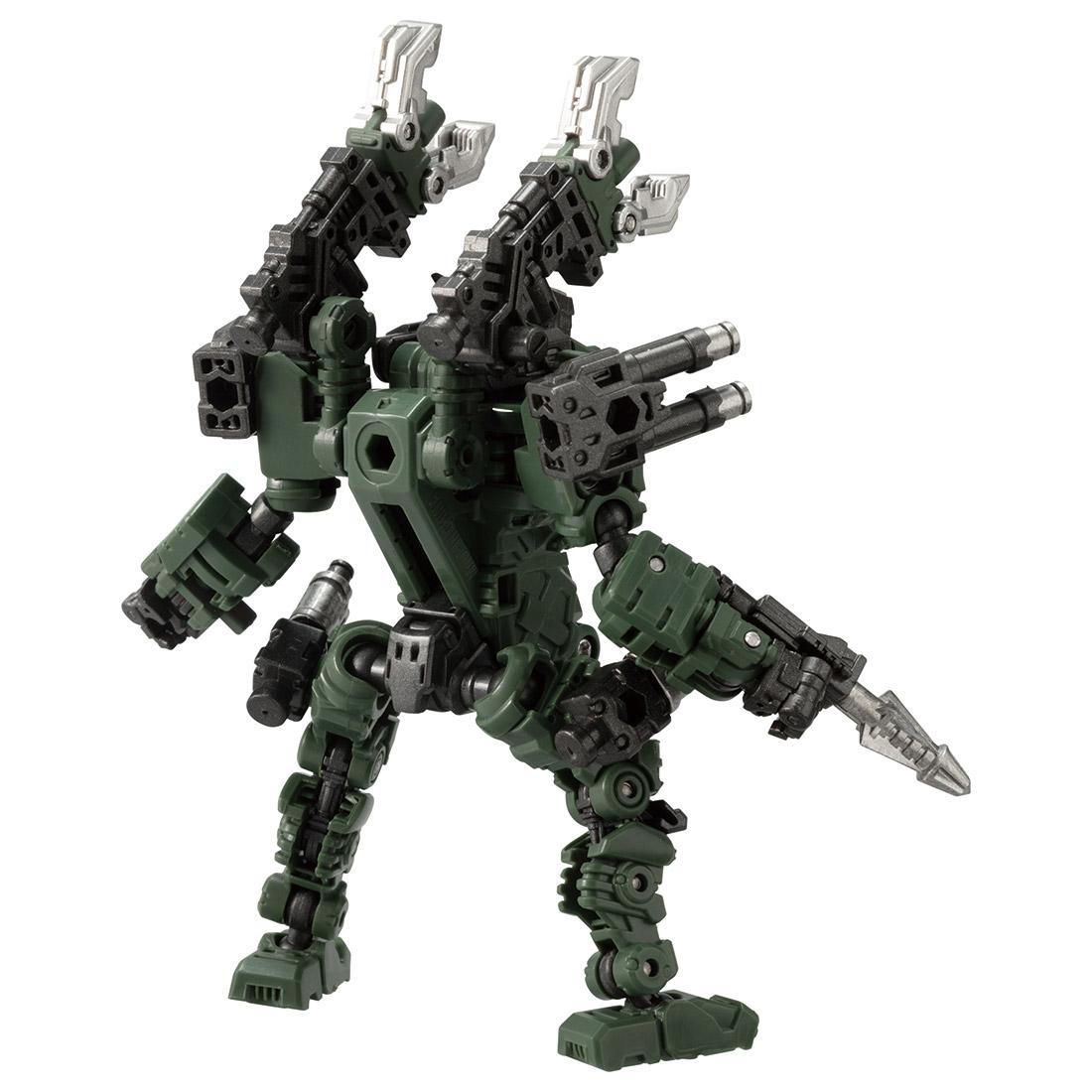 【限定販売】ダイアクロン『DA-49 パワードシステム マニューバイプシロン 宇宙海兵隊Ver』可動フィギュア-005