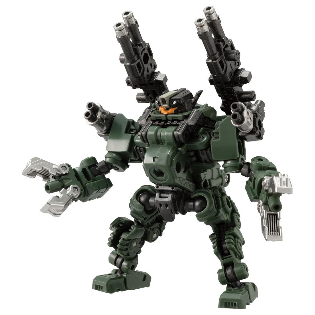 【限定販売】ダイアクロン『DA-49 パワードシステム マニューバイプシロン 宇宙海兵隊Ver』可動フィギュア-006
