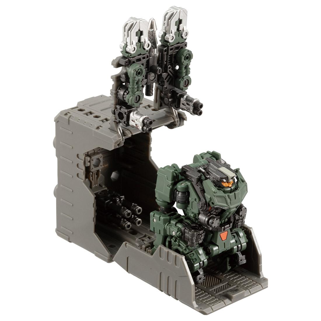 【限定販売】ダイアクロン『DA-49 パワードシステム マニューバイプシロン 宇宙海兵隊Ver』可動フィギュア-008
