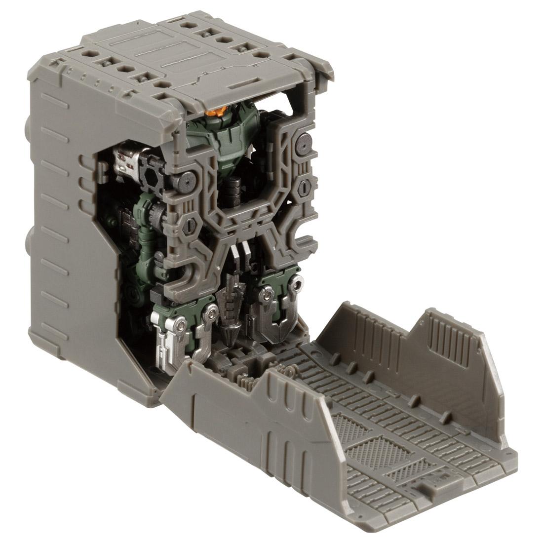 【限定販売】ダイアクロン『DA-49 パワードシステム マニューバイプシロン 宇宙海兵隊Ver』可動フィギュア-009