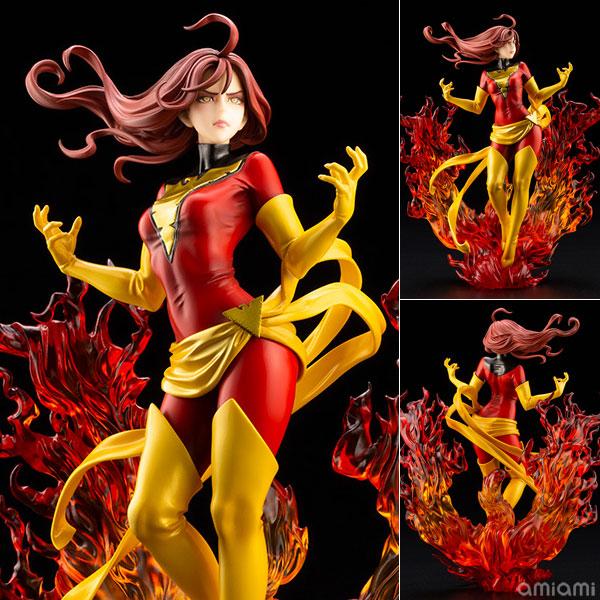 MARVEL美少女『ダーク・フェニックス REBIRTH』X-MEN 1/7 完成品フィギュア