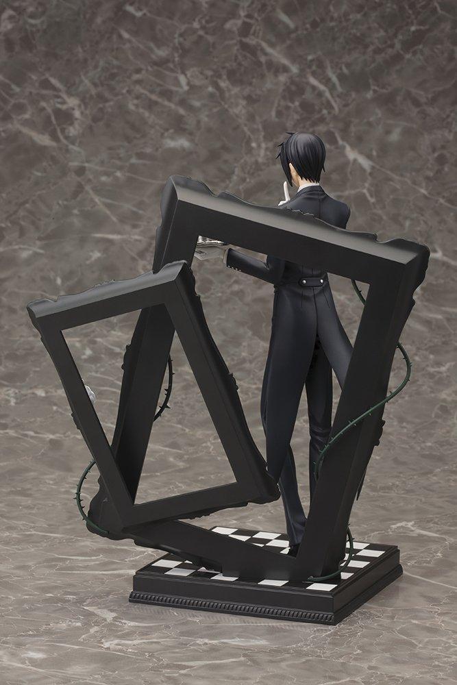 【再販】ARTFX J『セバスチャン・ミカエリス』黒執事 1/8 完成品フィギュア-003