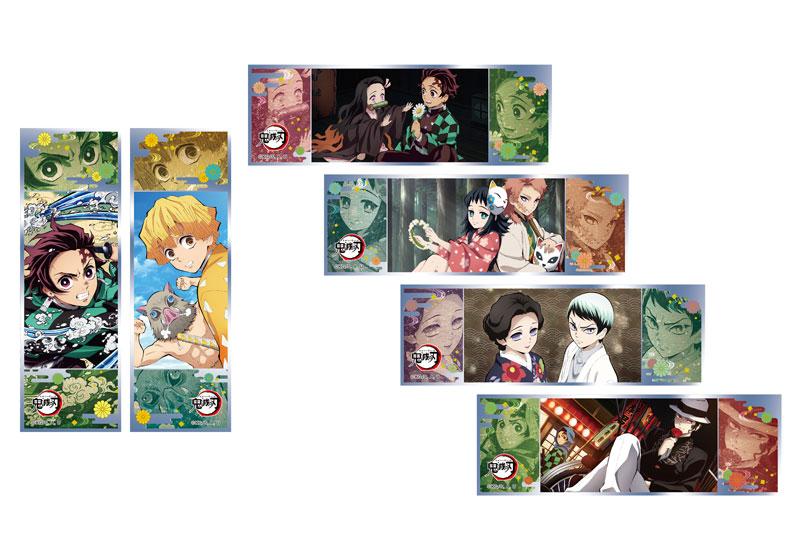 【食玩】『鬼滅の刃 ロングステッカーガム』16個入りBOX-005