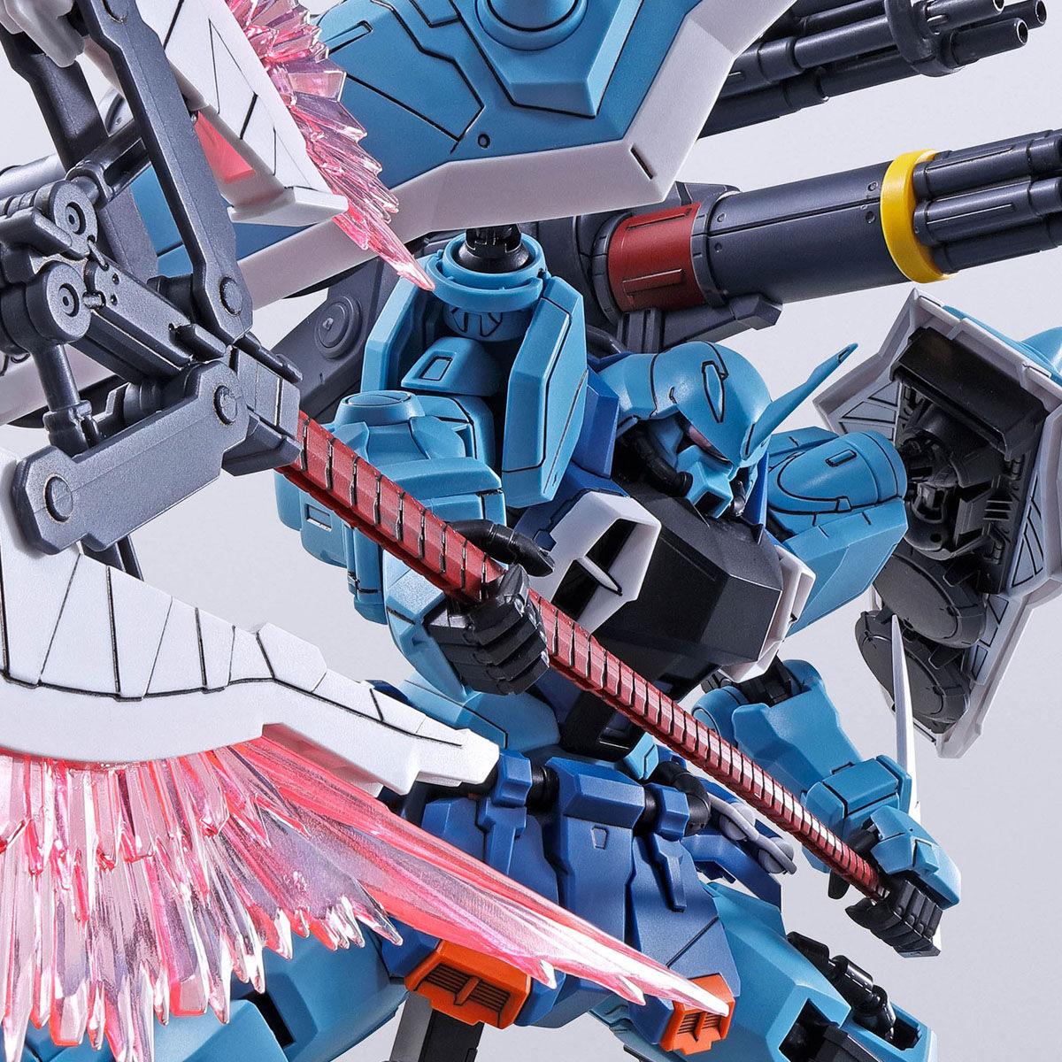 【限定販売】MG 1/100『スラッシュザクファントム(イザーク・ジュール専用機)』プラモデル-001