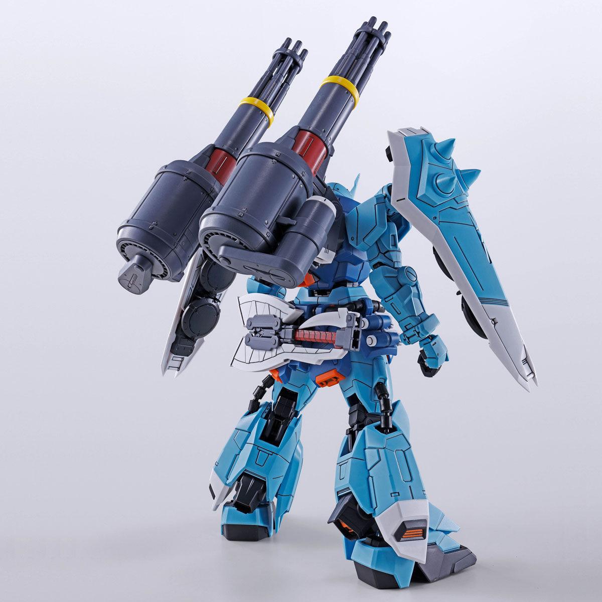 【限定販売】MG 1/100『スラッシュザクファントム(イザーク・ジュール専用機)』プラモデル-003