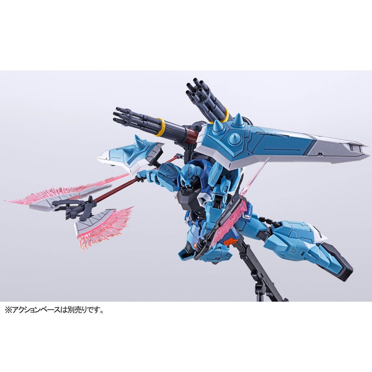 【限定販売】MG 1/100『スラッシュザクファントム(イザーク・ジュール専用機)』プラモデル-006