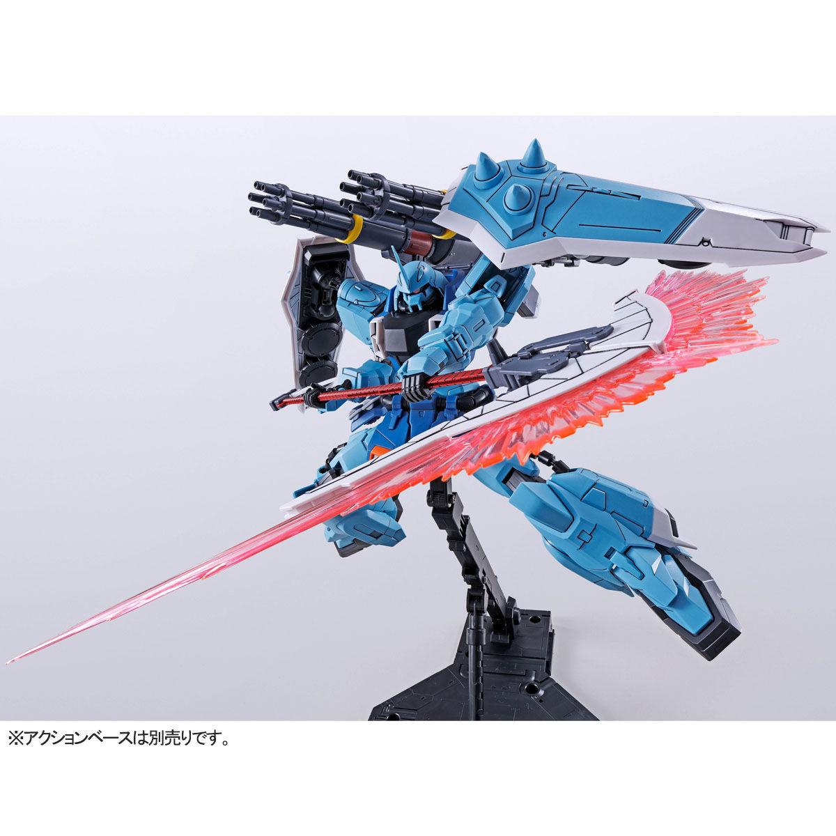 【限定販売】MG 1/100『スラッシュザクファントム(イザーク・ジュール専用機)』プラモデル-007