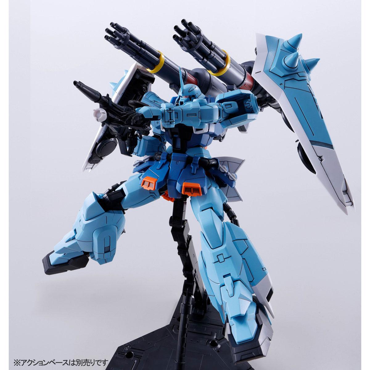 【限定販売】MG 1/100『スラッシュザクファントム(イザーク・ジュール専用機)』プラモデル-008