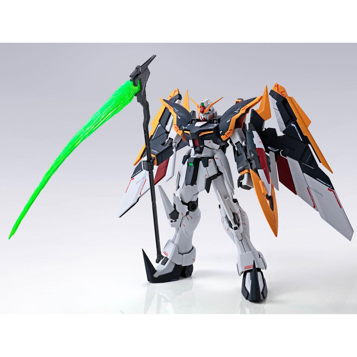 【限定販売】MG 1/100『ガンダムデスサイズ EW(ルーセット装備)』ガンダムW プラモデル-002