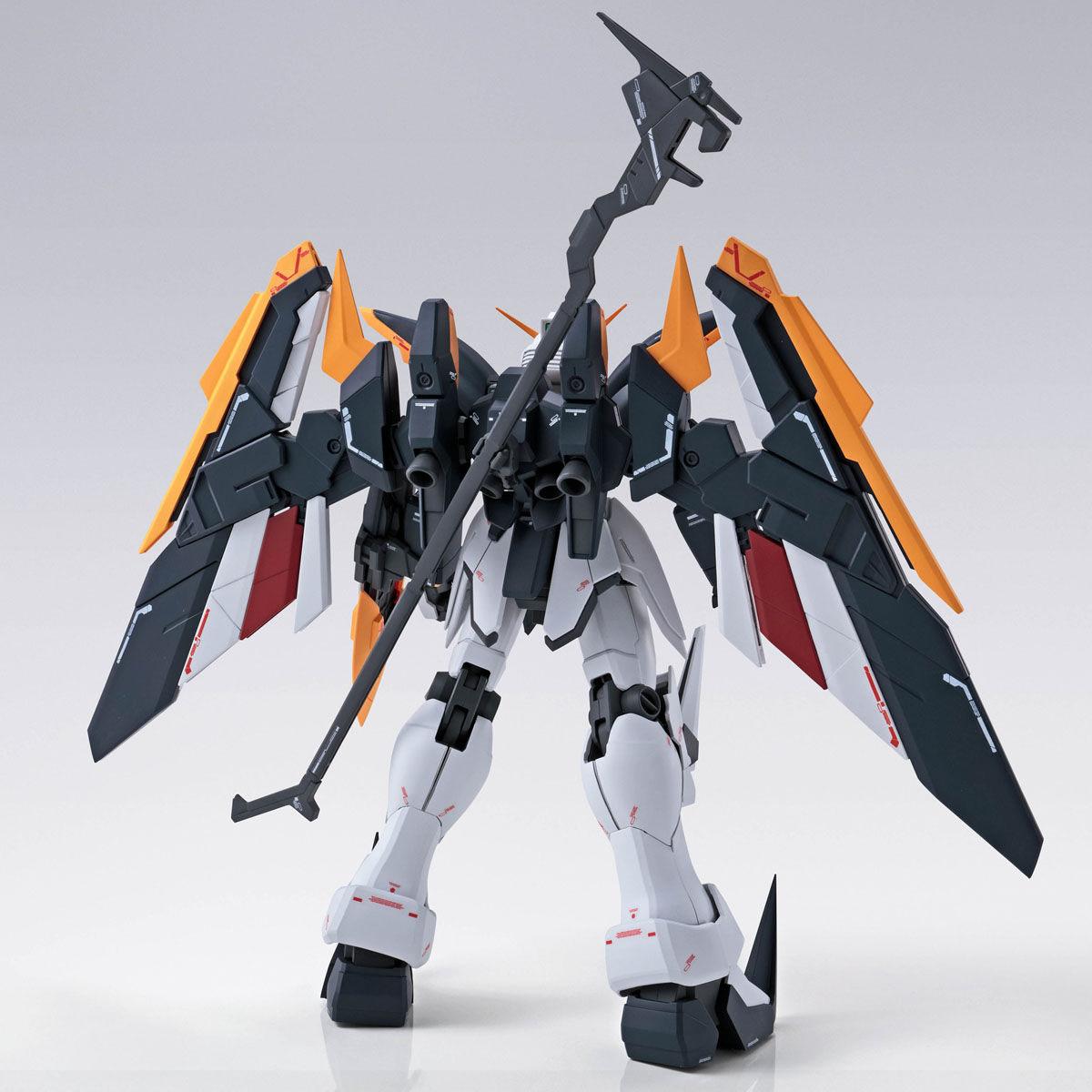 【限定販売】MG 1/100『ガンダムデスサイズ EW(ルーセット装備)』ガンダムW プラモデル-003