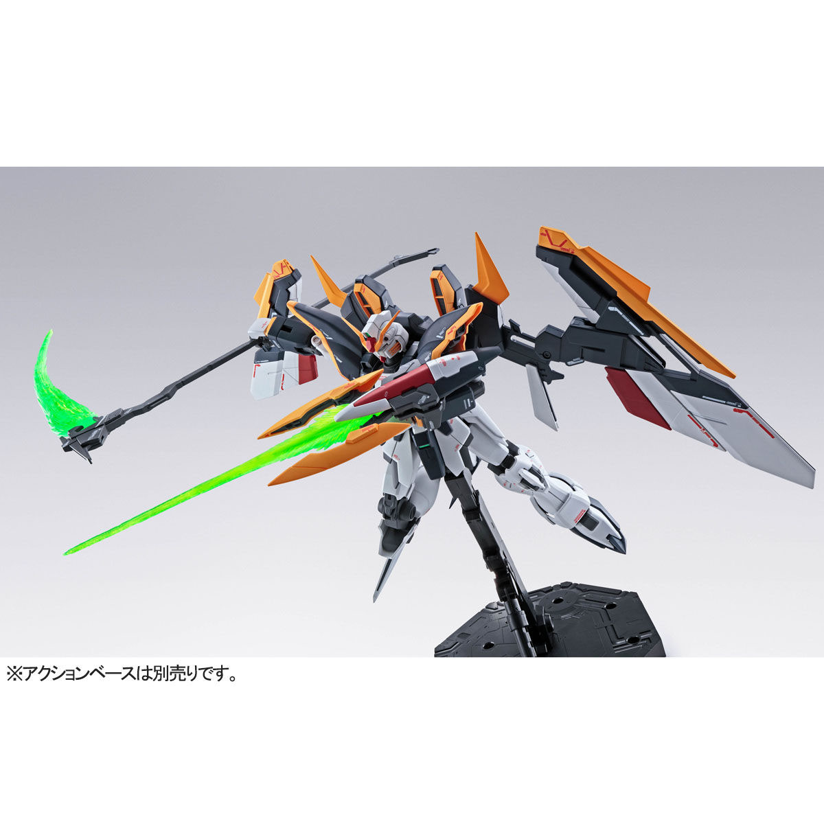 【限定販売】MG 1/100『ガンダムデスサイズ EW(ルーセット装備)』ガンダムW プラモデル-004