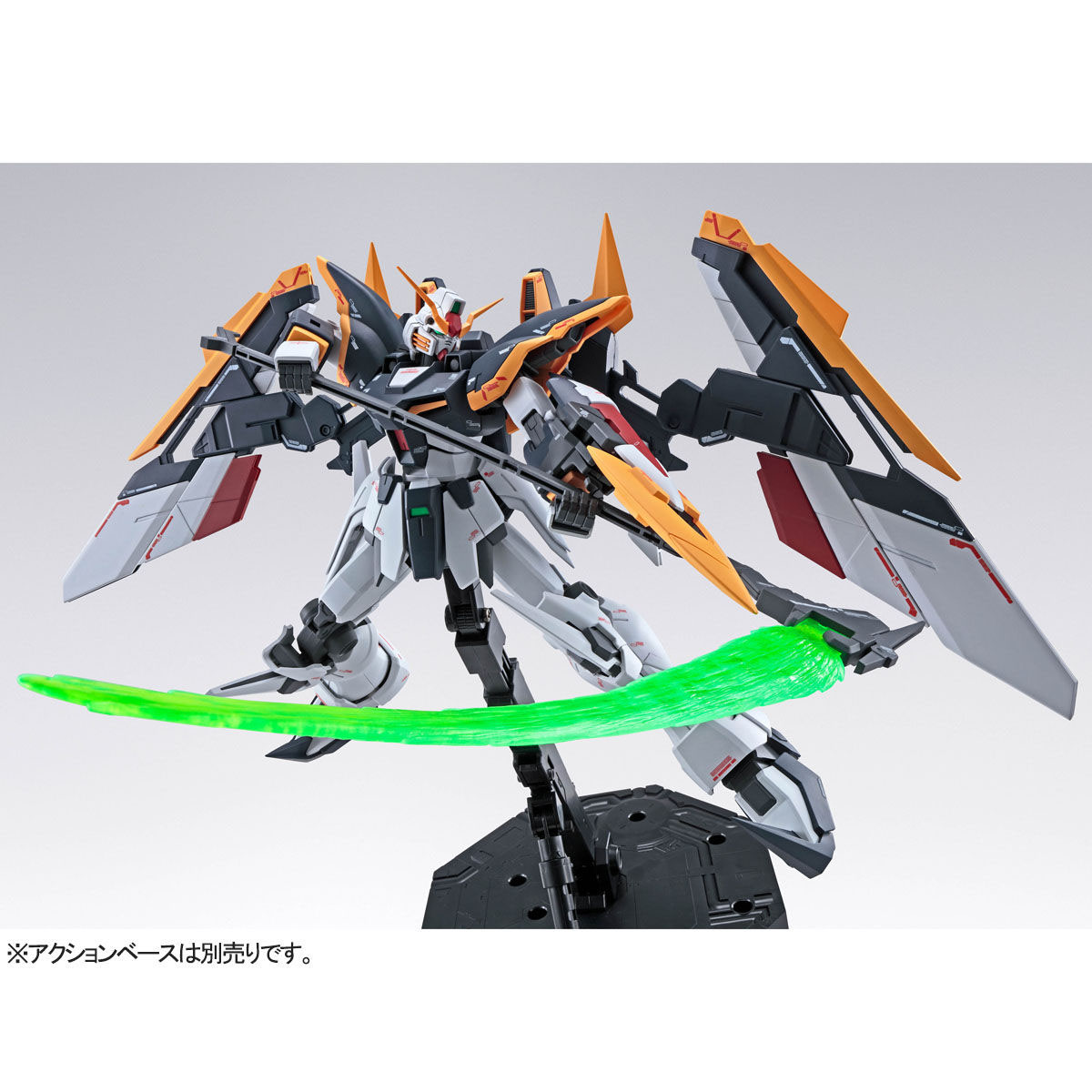 【限定販売】MG 1/100『ガンダムデスサイズ EW(ルーセット装備)』ガンダムW プラモデル-005