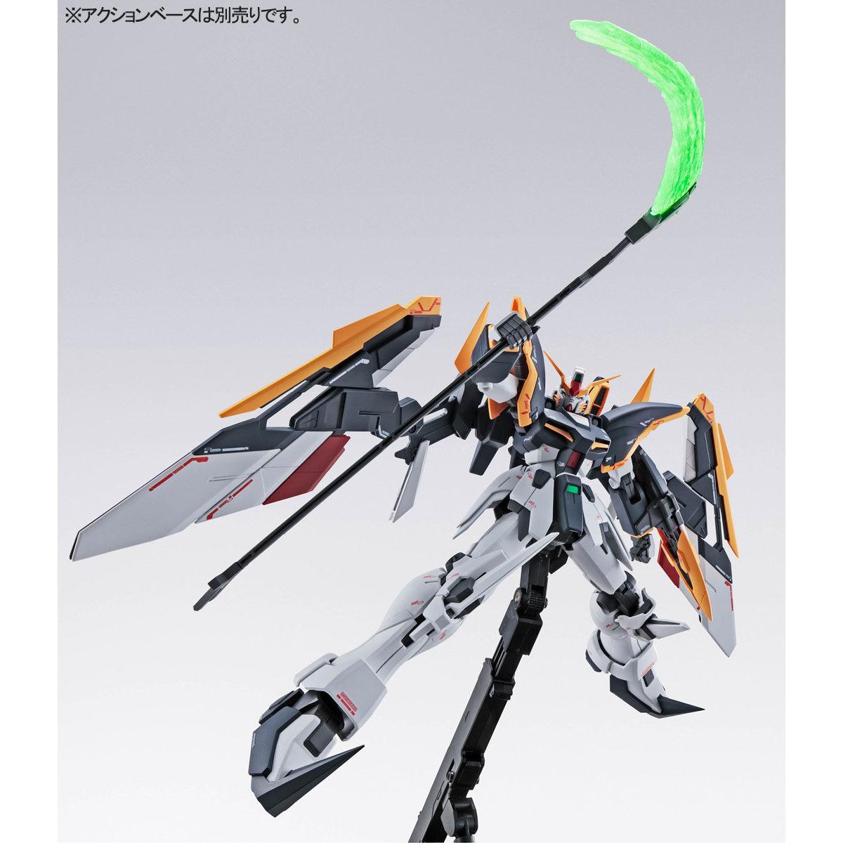 【限定販売】MG 1/100『ガンダムデスサイズ EW(ルーセット装備)』ガンダムW プラモデル-006