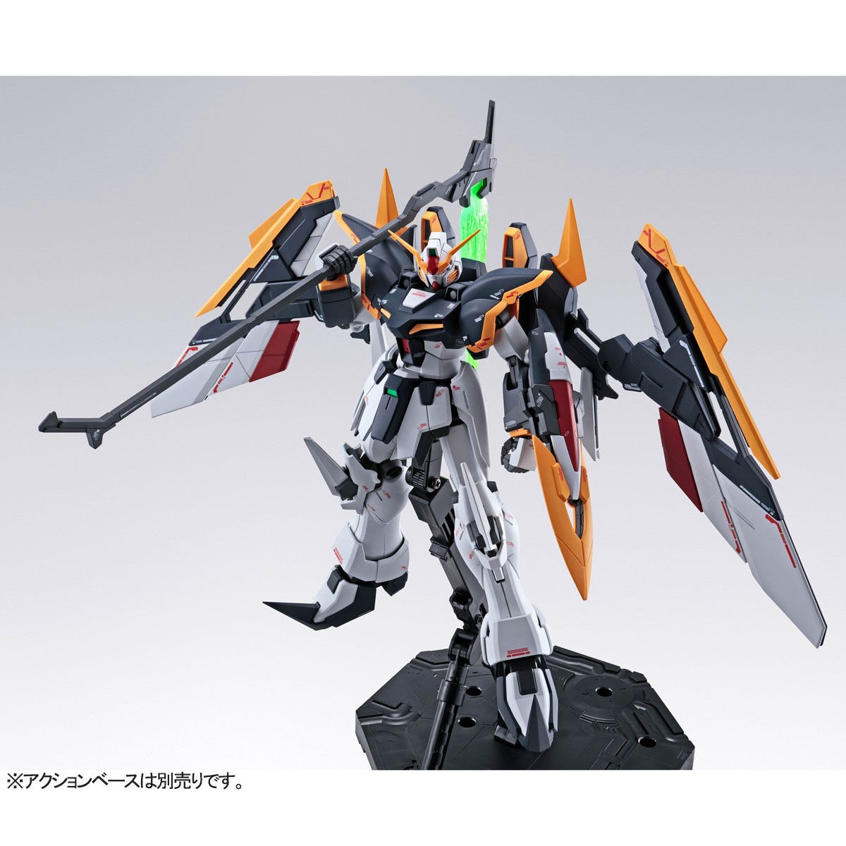 【限定販売】MG 1/100『ガンダムデスサイズ EW(ルーセット装備)』ガンダムW プラモデル-007