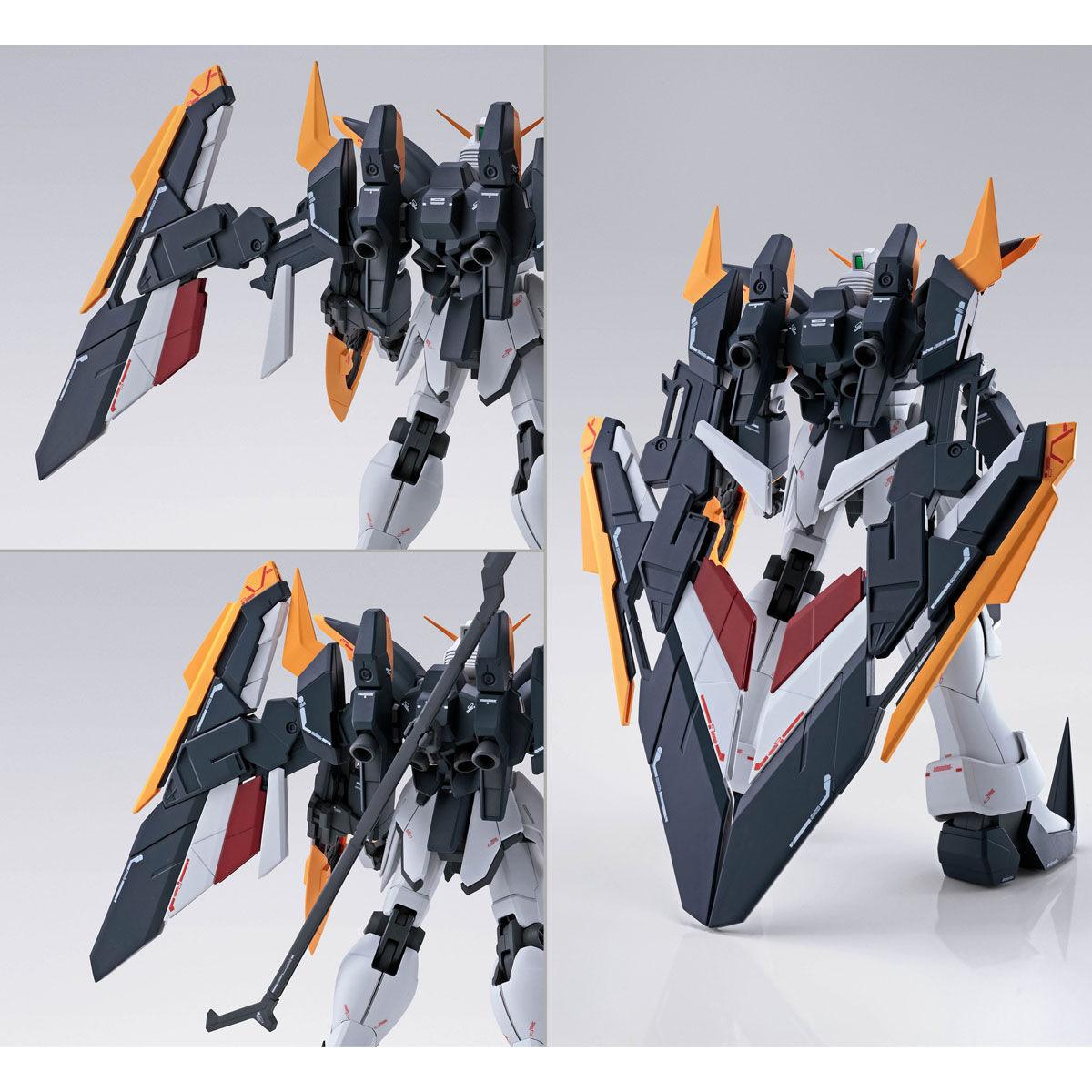 【限定販売】MG 1/100『ガンダムデスサイズ EW(ルーセット装備)』ガンダムW プラモデル-008